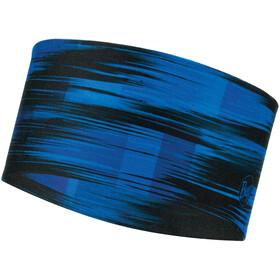 Buff Headband Hoofdbedekking blauw/zwart